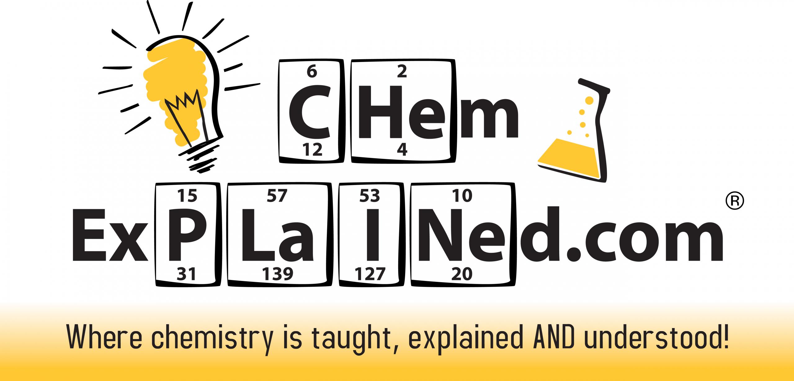 ChemExplained.com Logo